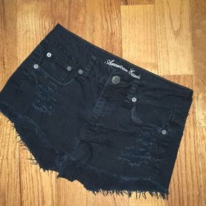 American Eagle Outfitters Shorts - Black American Eagle shorts